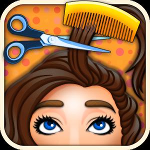 تحميل لعبة Hair style Salon للايفون