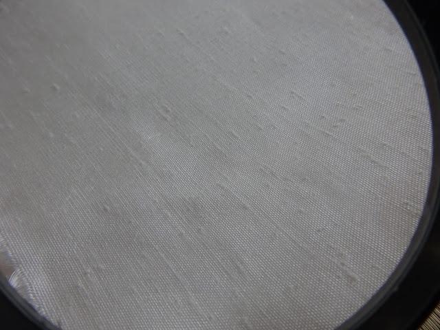 無形文化財指定の加藤改石謹製牛首紬
