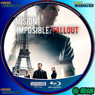 GALLETA - MISSION IMPOSSIBLE: FALLOUT - MISIÓN IMPOSIBLE: FALLOUT - 2018