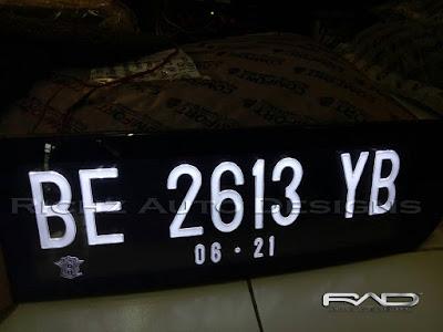 plat nomor mobil grafir