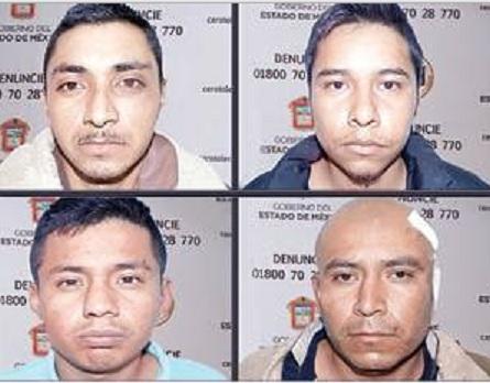 Cuatro fotografías, PGJ Toluca