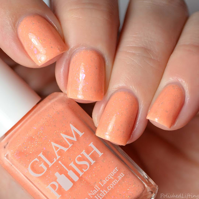 orange crelly nail polish