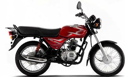Bajaj Boxer CT100, noticias de motos