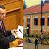 Ο Χρήστος Σταϊκούρας στο Δημαρχείο του Δήμου Δομοκού την Δευτέρα 12/12