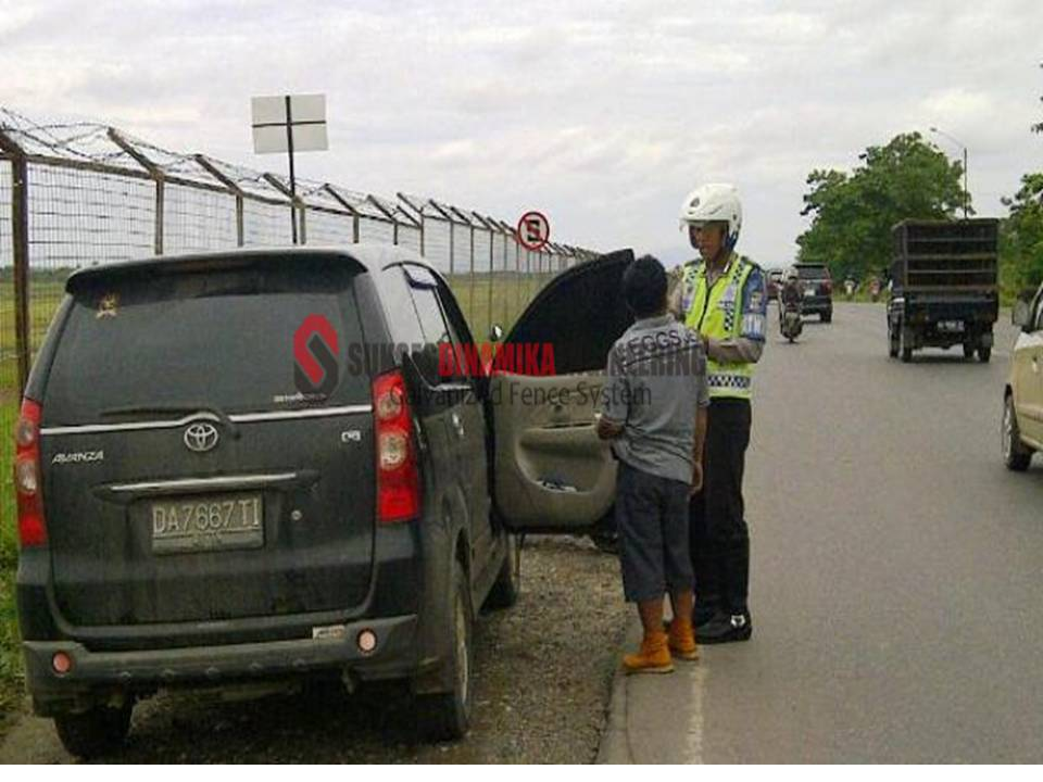 Jual Pagar Pengaman Bandara BRC di Kep. Riau