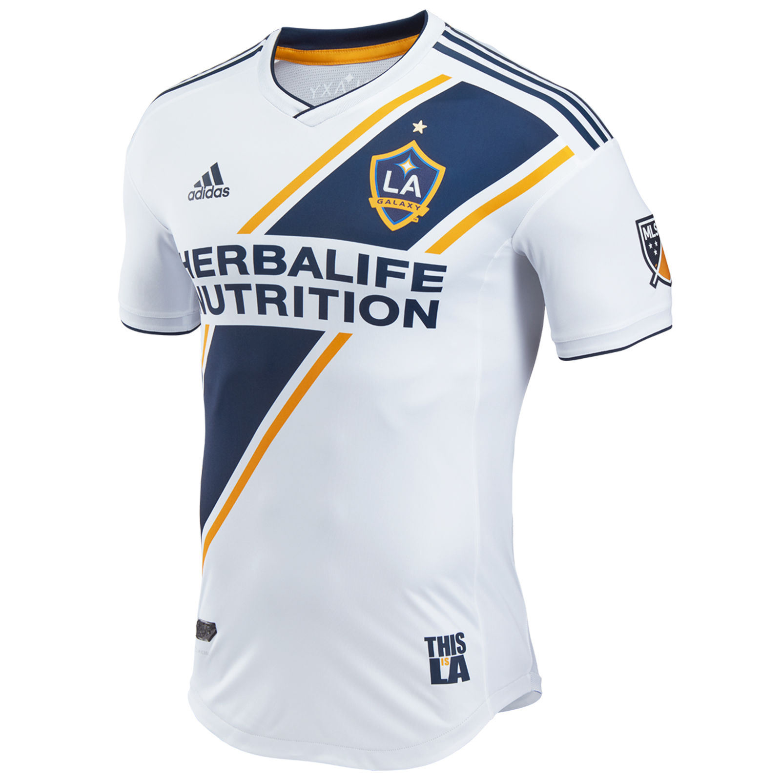 pretty nice 38fbc c5309 LA Galaxy 2019 Away Kit Released - Footy Headlines
