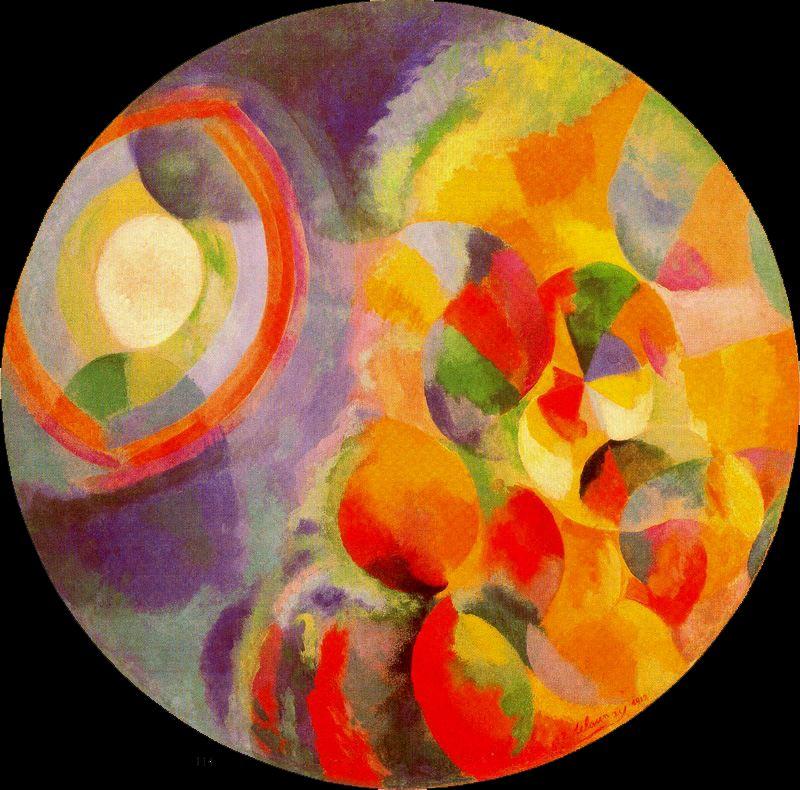 Totum Revolutum El Orfismo de Robert Delaunay La Potica