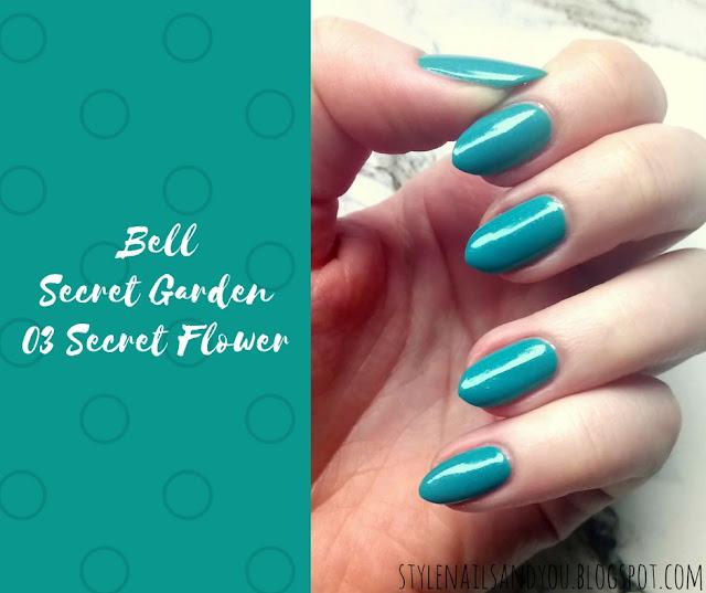 Bell Secret Garden 03 Secret Flower