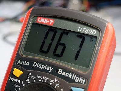 Температура транзисторов работающих в однотактном выходном каскаде