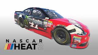 NASCAR Heat 2 Car Wallpaper