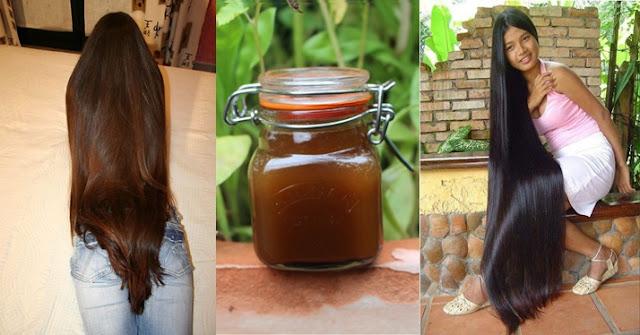 o que as mulheres indianas usam para o crescimento do cabelo