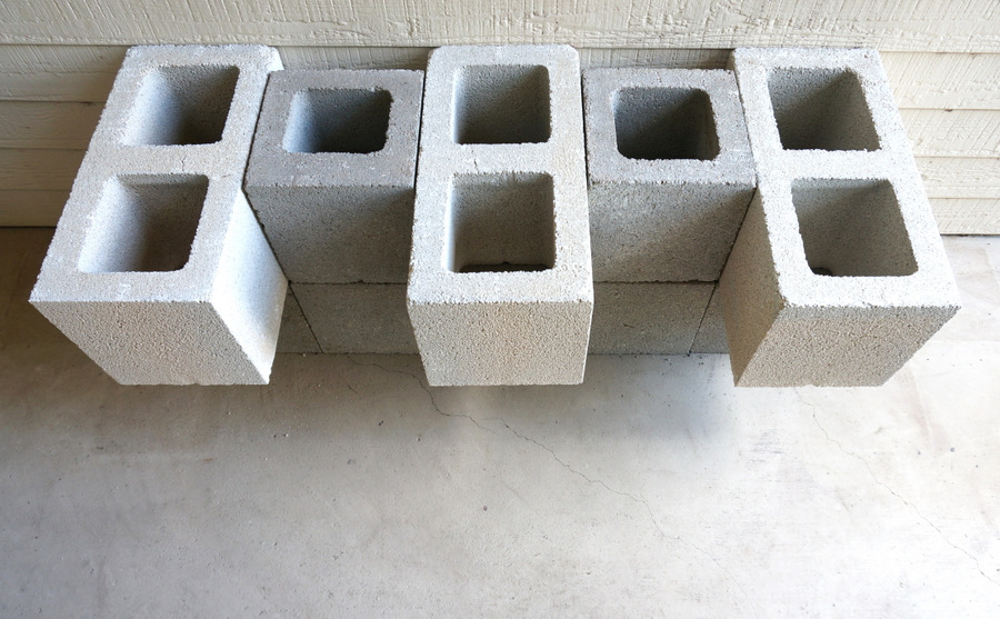1 25 Stunning Planter Concrete Blocks Alternatives to Transform Your Backyard And That Are All Your Front Porch Needs Interior
