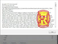 Mengatasi Masalah An AJAX HTTP error occurred. HTTP Result Code: 403 Drupal