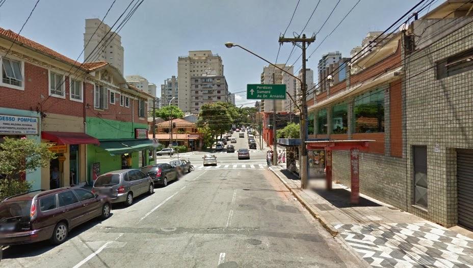Conhecendo São Paulo  Rua Desembargador do Vale 3863f91f2b