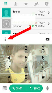 Mobile Ke Dialpad Par Apna Photo Kaise Lagaye