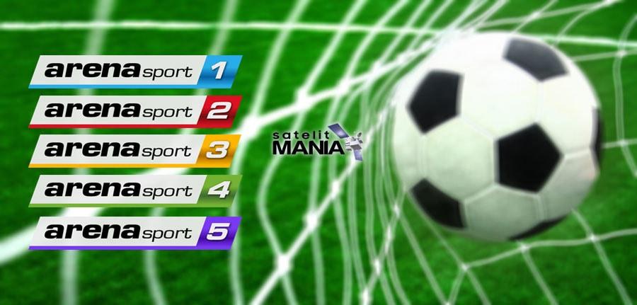 Frekuensi Terbaru Dari Channel Arena Sport (Serbia) di Satelit Intelsat 19