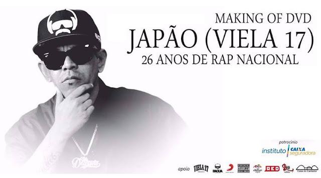 Confira o Making of do DVD de 26 anos de rap do Japão (Viela 17)