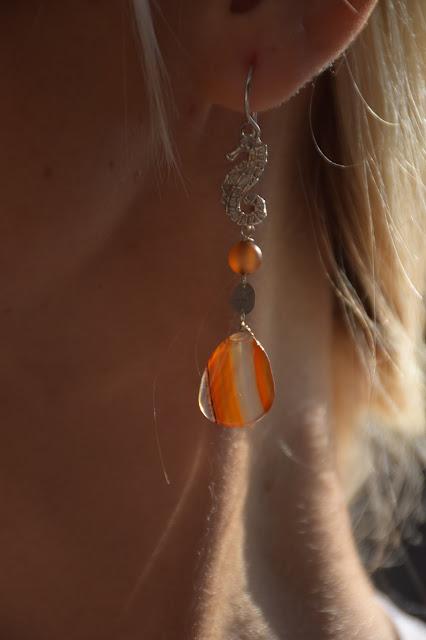 orecchini sara greco gioielli mariafelicia magno fashion blogger colorblock by felym blog di moda italiani
