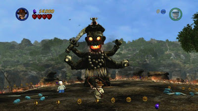 Download Game LEGO Indiana Jones 2 The Adventure Continues PC