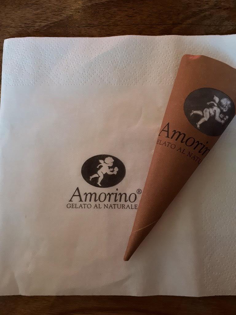 Sorvete Amorino