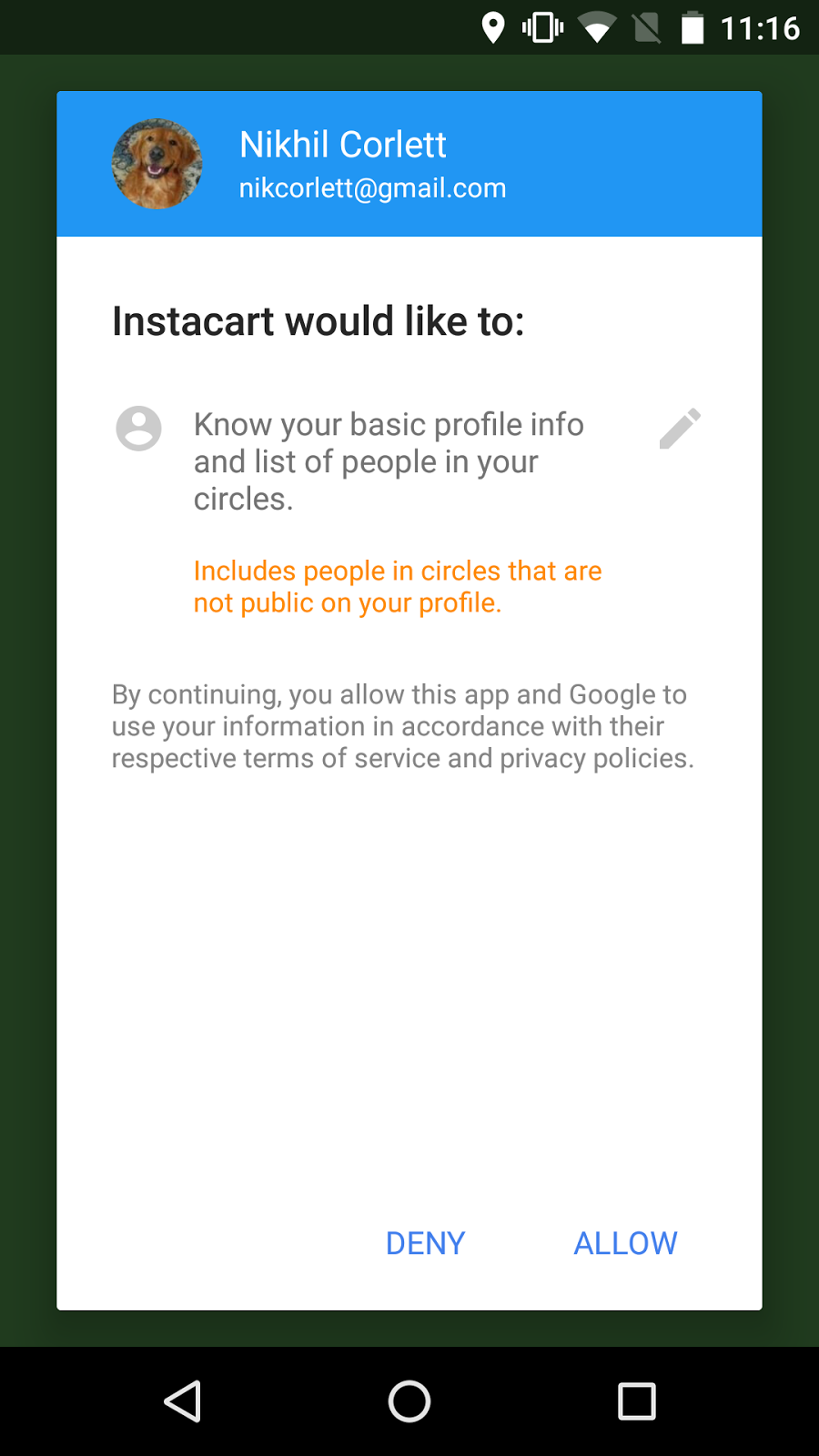 Android Developers Blog: Improvements to Sign-In with Google
