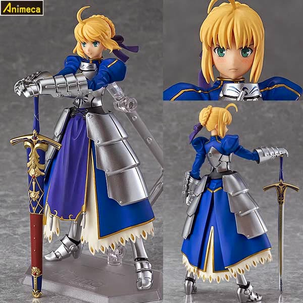 SABER 2.0 FIGMA FIGURE Fate/stay night MAX FACTORY