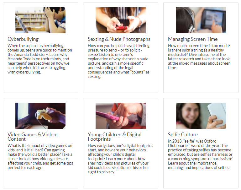 Resources to Help Parents Raise Empowered Digital Citizens from