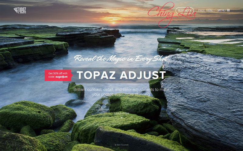 download topaz adjust photoshop