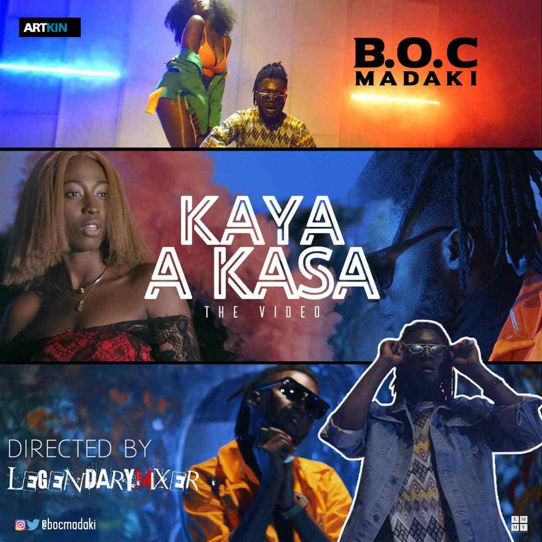 VIDEO: BOC Madaki – Kaya A Kasa (Official Video)