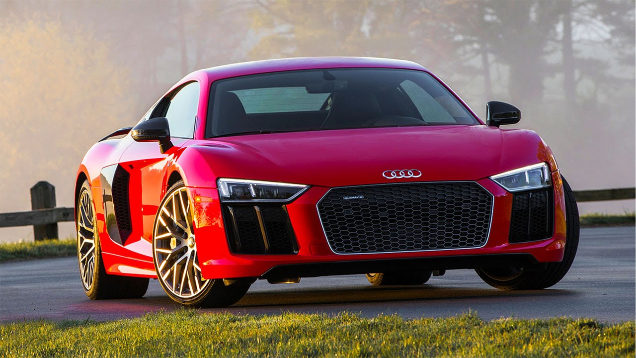 World Of Cars Audi R8 Sport Car HD Wallpaper Free Download