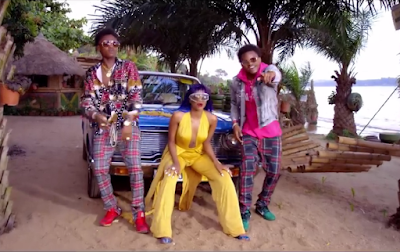 Video Brotherz Muzik x Sheebah - TOMORROW
