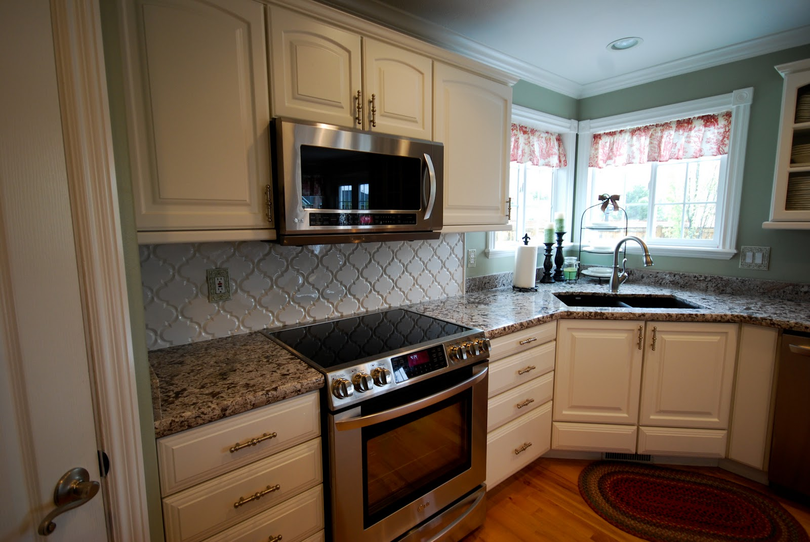Gap Between Stove And Countertop The Granite Gurus Our Top 5 Granite Colors In 2011