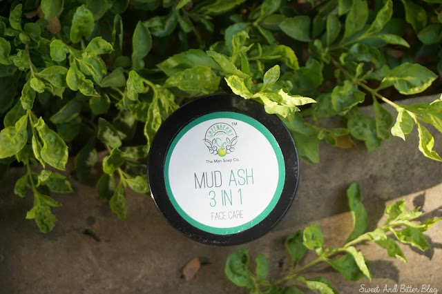 Greenberry Organics Mud Ash 3 in 1 Face Care Review