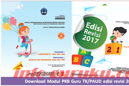 Download Modul PKB Guru TK Revisi 2017
