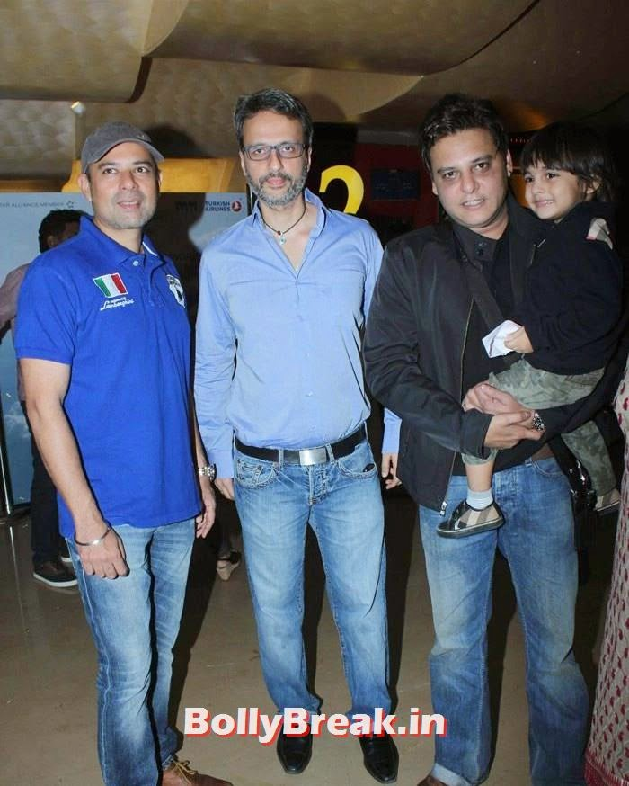 Atul Agnihotri, Anil Thadani, Abis Rizvi, Celebs at 'Roar' Movie First Look Launch