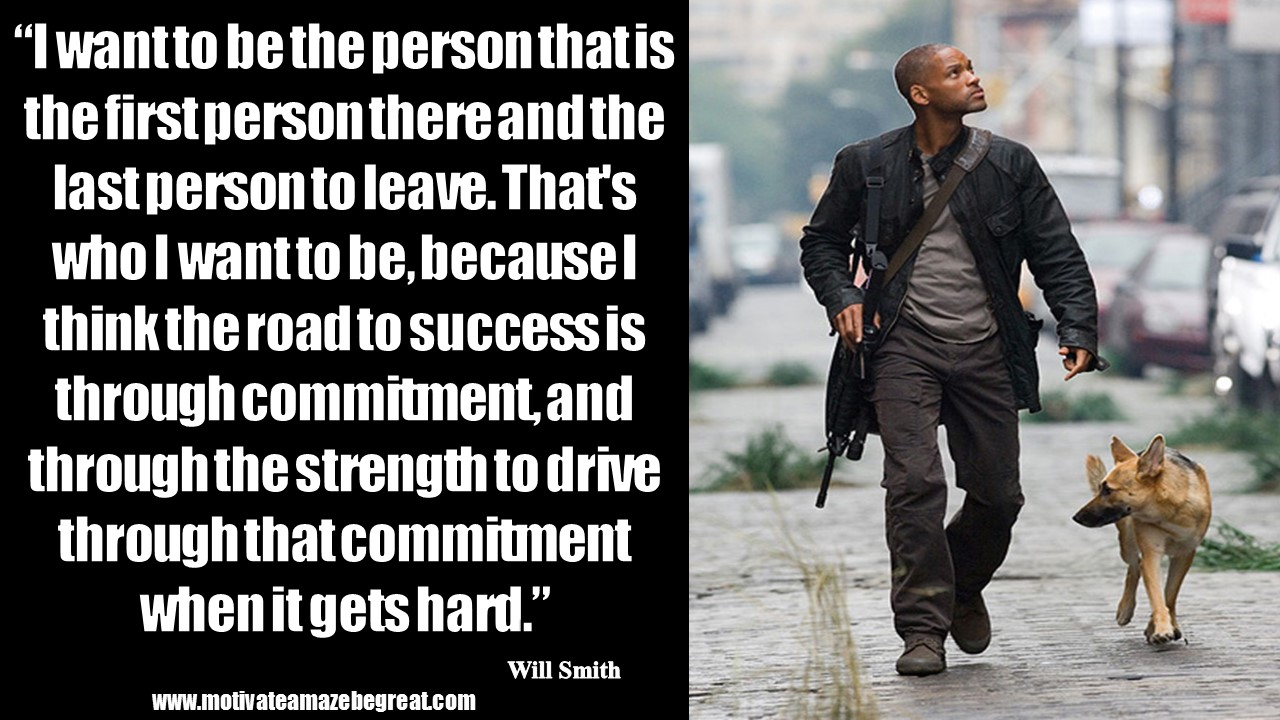Road To Success Quotes 20 Will Smith Motivational Quotes To Live Motivate Amaze Be Great