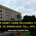 JIPMER 2017 Admit Cards Released - Download Now blog image