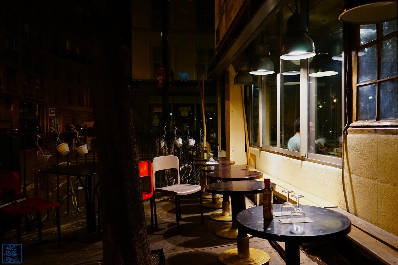 Le Chameau Bleu - Terrasse de Grazie Italia
