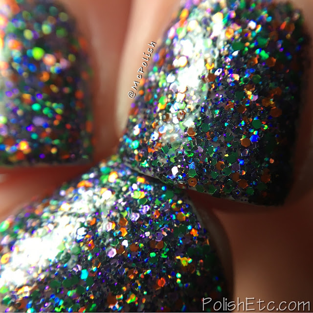 Nine Zero Lacquer - Halloween 2016 Collection - McPolish - The Witching Hour