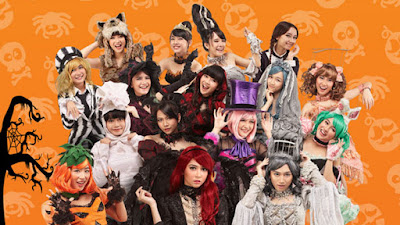 Download Full Single JKT48 - Halloween Night (CDrip)
