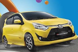 Harga Mobil Toyota Murah Produksi 2017