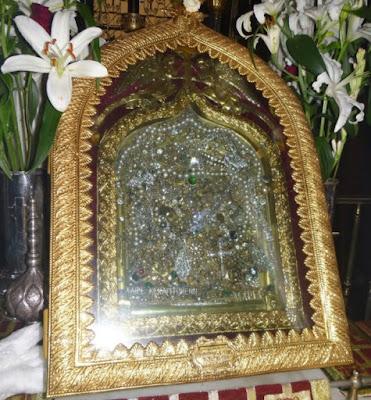 """panagia_tinou Всемирното Православие - ОСТРОВ ТИНОС: ЧУДОТВОРНАТА ИКОНА НА БОЖИЯТА МАЙКА, НАРЕЧЕНА """"БЛАГОДАТНА"""" (2)"""