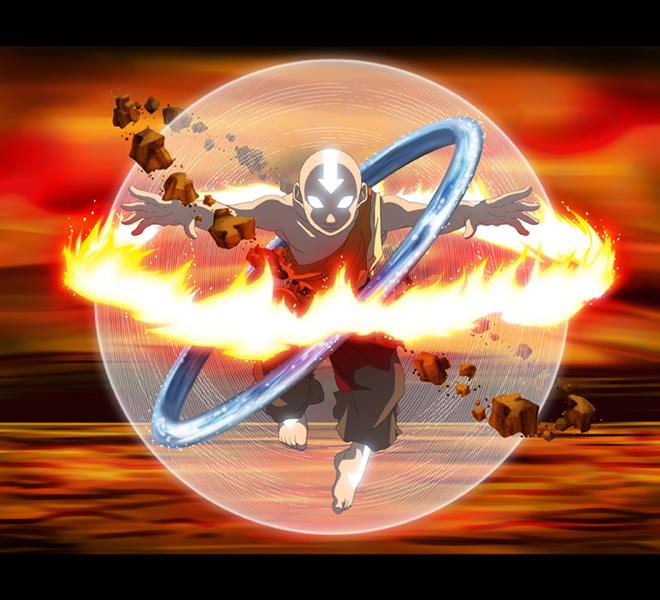 Naruto vs AvatarNaruto Vs Avatar