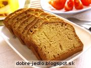 Kukurično-špaldový chlieb - recept