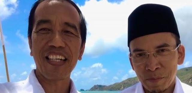"Skenario Demokrat dan SBY Restui TGB Dukung Jokowi ""Cebong-Kampret Habis"""