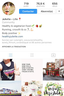 Healthy Juliette