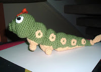 PATRON CATERPIE POKEMON AMIGURUMI 2290