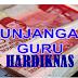Selamat!! Kado Hardiknas untuk Guru Mendapatkan Tunjangan Sampai 13 juta