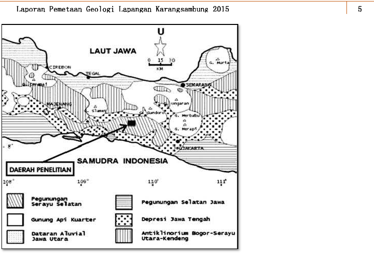 GEOLOGI REGIONAL KARANGSAMBUNG PDF DOWNLOAD