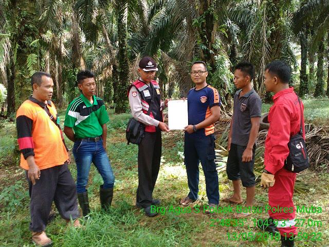 Kapolres Muba: Patroli Terpadu Ke Tingkat Desa Wujudkan Muba Zero Asap